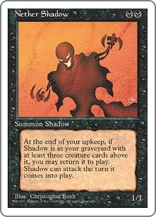Nether Shadow [4ED]