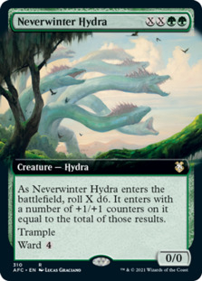 Neverwinter Hydra <extended> [AFC]