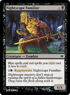 Nightscape Familiar [VMA] (F)