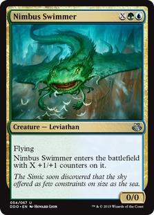 Nimbus Swimmer