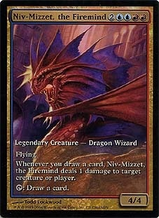 Niv-Mizzet, the Firemind [PRM-CHP] (F)