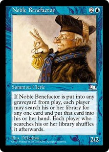 Noble Benefactor [WL]