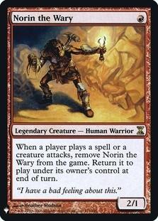 Norin the Wary [FMB1] (F)