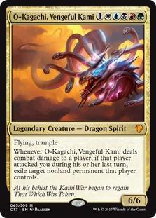 O-Kagachi, Vengeful Kami [C17]