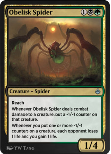 Obelisk Spider