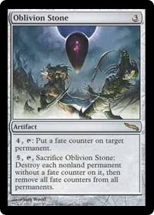 Oblivion Stone