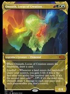 Omnath, Locus of Creation [PRM]