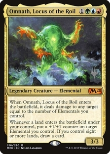 Omnath, Locus of the Roil