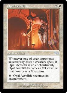 Opal Acrolith