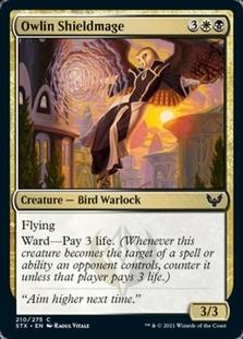 Owlin Shieldmage