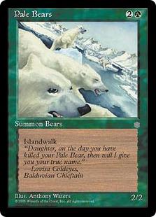 Pale Bears