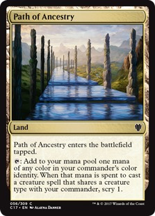 Path of Ancestry [C17]