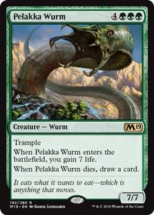 Pelakka Wurm