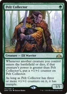 Pelt Collector <planeswalker stamp> [PTHB]