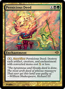 Pernicious Deed [PRM]