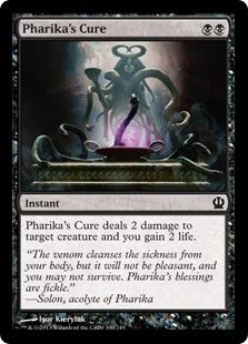 Pharika's Cure