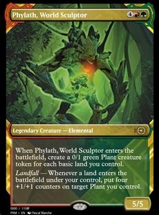 Phylath, World Sculptor [PRM]