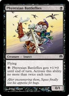 Phyrexian Battleflies