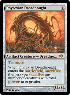 Phyrexian Dreadnought [PRM]