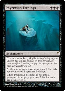 Phyrexian Etchings