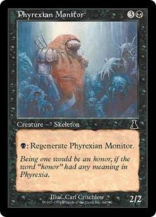 Phyrexian Monitor