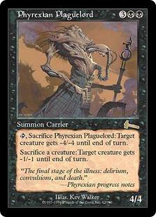Phyrexian Plaguelord [UL]