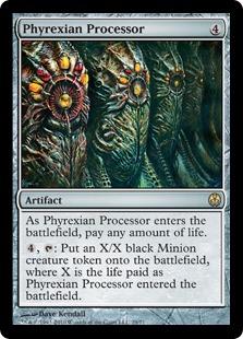 Phyrexian Processor