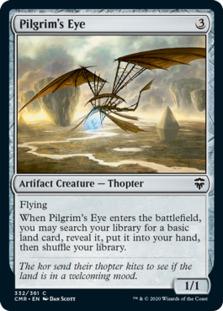 Pilgrim's Eye [CMR] (F)
