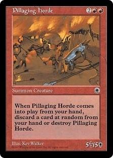 Pillaging Horde