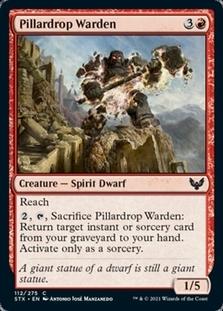 Pillardrop Warden