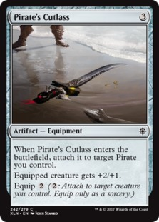 Pirate's Cutlass
