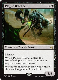 Plague Belcher