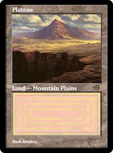 Plateau [PRM] (F)