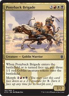 Ponyback Brigade [KTK] (F)