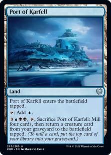Port of Karfell
