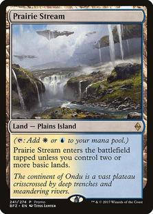 Prairie Stream [PRM-OHP]