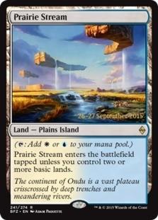 Prairie Stream [PRM-PRE] (F)