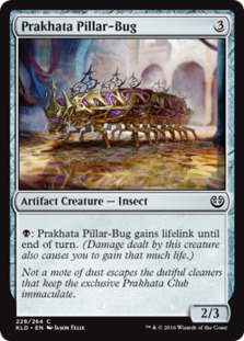 Prakhata Pillar-Bug