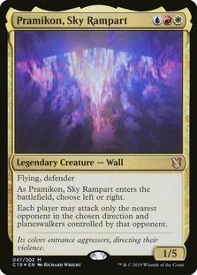 Pramikon, Sky Rampart