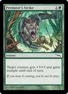 Predator's Strike
