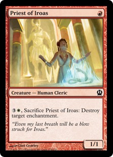 Priest of Iroas