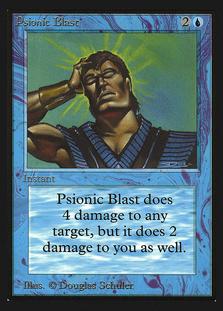 Psionic Blast [CED]