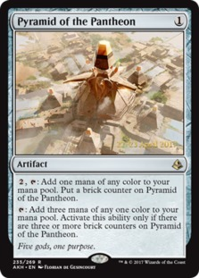 Pyramid of the Pantheon [PRM-PRE] (F)
