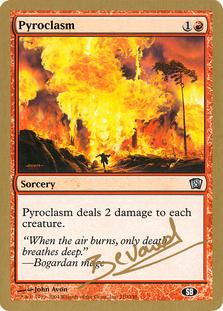Pyroclasm <Manuel Bevand - SB> [WC04]