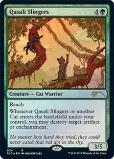 Qasali Slingers