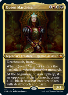 Queen Marchesa [PCMR] (F)