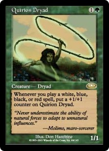 Quirion Dryad [PS]