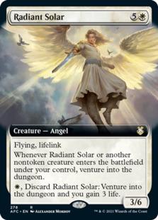 Radiant Solar <extended> [AFC]