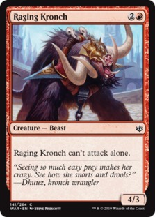Raging Kronch