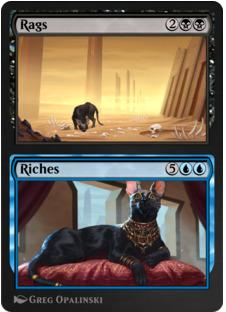 Rags // Riches
